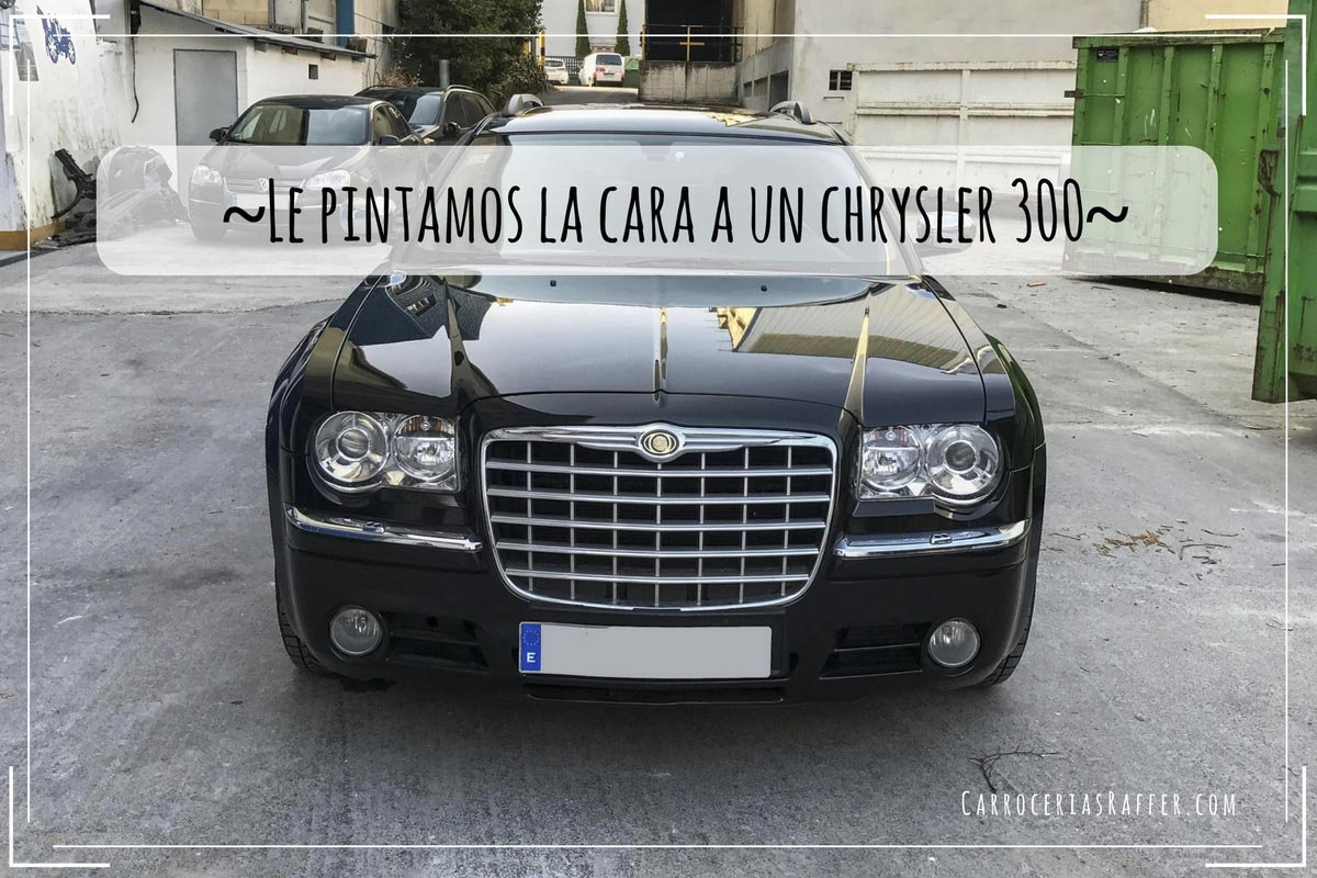 chrysler 300c familiar carrocerias raffer hernani donostia guipuzcoa